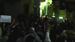 مسيرة الكونيسة مع مسيرة الطالبية