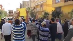 ثوار اكتوبر ينطلقون بمسيرة حاشدة