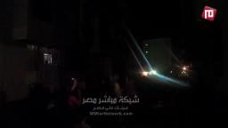 يسقط يسقط حكم الجيش - هتاف ثوار حلوان