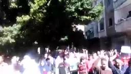 مسيرة حاشدة بالاسكندرية .. الجمعة 21 / 11 / 2014