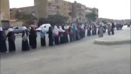 طلاب مدارس ضد الانقلاب ب6 أكتوبر