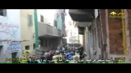 انتفاضة صباحية لثوار أوسيم _28 نوفمبر
