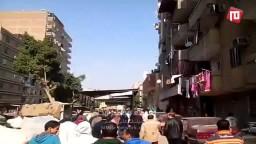 """حشود أحرار عين شمس """"انتفاضة الشباب المسلم"""""""