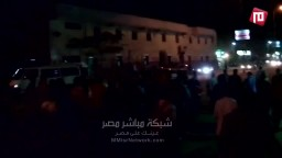 حشود ثوار عين شمس بجمعة القصاص و الاصطفاف