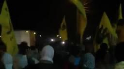 مسيرة قرية قصر رشوان - الفيوم 9 / 12 / 2014