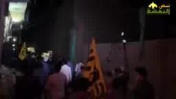 أوسيم تعلن الغضب مطالبنا الكرامة والحرية