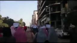 دحر الإنقلاب-طلاب جامعة المنصورة 10 / 12 / 2014