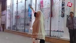 ثوار حلوان في مسيرة ليلية 10 - 12- 2014