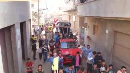 مسيرة شعبية بالعدوة شرقية الجمعة 12-12-2014
