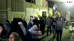 ثوار مدينة سنورس ضد الانقلاب العسكرى