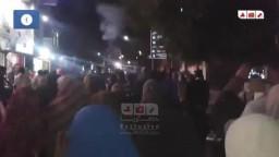 مسيرة مسائية للتنديد بخطف وفصل الطلاب