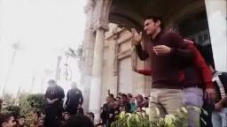 موال رائع للطلاب داخل جامعة عين شمس