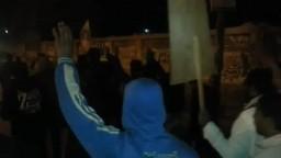 مسيرة عرب جهينة -معا للتحرير والتطهير