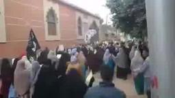 مسيرة ابوزعبل _ قليوبية 2-1-2015