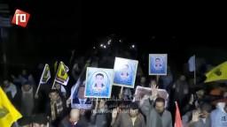 مسيرة ليلية لاحرار بلطيم ضد حكم العسكر