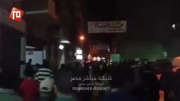 مسيرة ليلية لثوار حدائق القبة