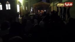 مسيرة بني مزار -تقدموا للحرية والكرامة