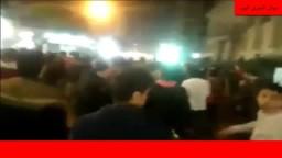 الثوار يقتحمون التحرير قبل 25 يناير 2015