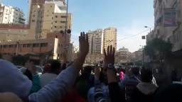 مسيرة المنتزة التي تم الاعتداء عليها