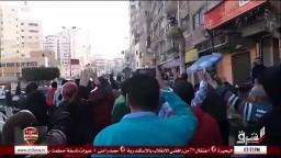 المسيرة التي ارتقت بها شهيدة الإسكندرية