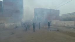 انطلاقة مدوية لشباب ضد الانقلاب بالصف 25 يناير