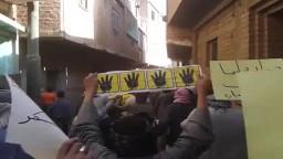 فعاليات صباحية بقرية دلجا -ذكرى ثورة يناير