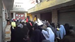 احرار قرية سندوة ينتفضون ضد الانقلاب