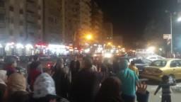 رغم التشديد الأمني انطلقت مسيرة بالهانوفيل