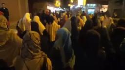 مسيرة للرمل رافضة حكم العسكر29 يناير