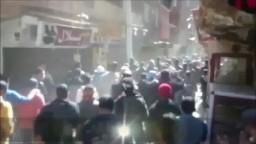 حشود هائلة بكل محافظات مصر تواصل ثورتها