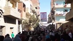 مسيرة ثوار المنيا في جمعة  الاصرار والتحدي