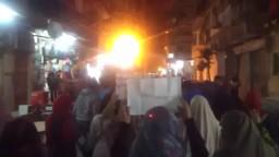 مسيرة شبابية ليلية بشرق الاسكندرية 2/ 2/ 2015