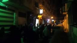 الإسكندرية مسيرة قوية هزت أركان محرم بك