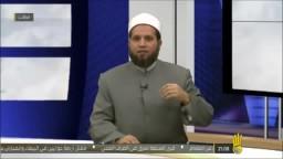 الشيخ سلامة والآيات التى يسمعها عباس