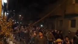 مسيرة منيا القمح اسبوع يسقط حكم القتلة