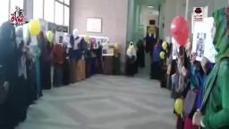 أقوي لقطات الحراك الطلابي _ ثورة حرم