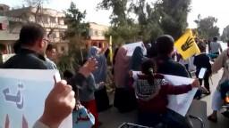 """ثوار مطوبس ينتفضون في جمعة """"أنقذوا مصر"""""""