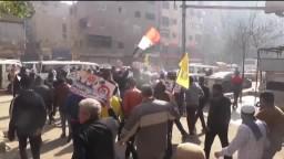 المعادي تنتفض ضد طغيان العسكر _ أنقذوا مصر