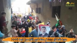 مسيرة حاشدة لثوار كرداسة - أنقذوا مصر