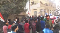 احرار ابوكبير ينتفضون فى جمعة مصر مش للبيع