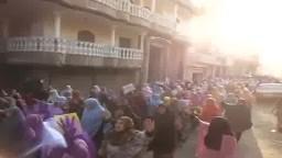 مسيرة ضخمة لأحرار تطون في جمعة مصر مش للبيع
