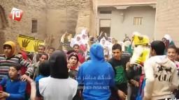 مسيرة طلابية تندد باعدام محمود رمضان