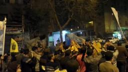 انتفاضة ثوار الصف رفضاً لمؤتمر بيع مصر