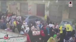 جموع ثوار الشعب تخرج لرفض مؤتمر بيع مصر