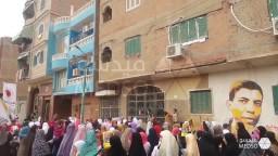 نساء ضد الانقلاب بناهيا لرفض مؤتمر بيع مصر