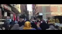 مسيرة الخصوص ضمن جمعة مصر مش للبيع
