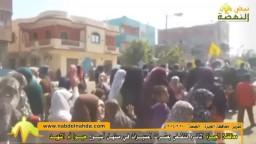 محافظة الجيزة الأبية - جمعة حيوا أم الشهيد
