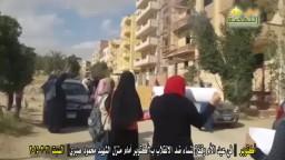 وقفة  أمام منزل الشهيد محمود صبري- عيد الأم