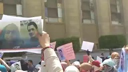 إحنا الصوت - طلاب ضد الانقلاب - جامعة القاهرة