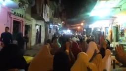 مسيرة ثوار الورديان تطالب بمحاكمة السيسي